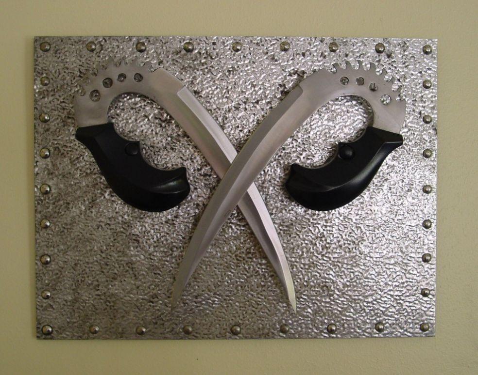 Ножи Риддика