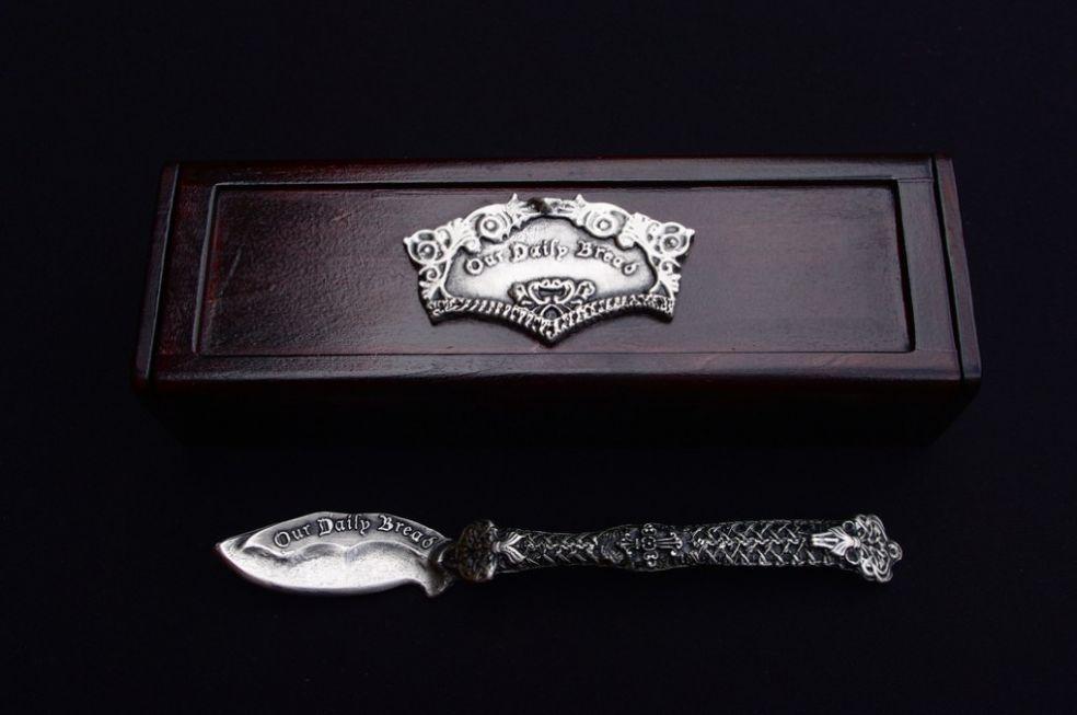 Нож ручной работы от Майкла Ричи