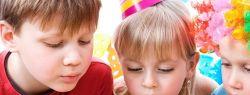 Идеи детского праздника