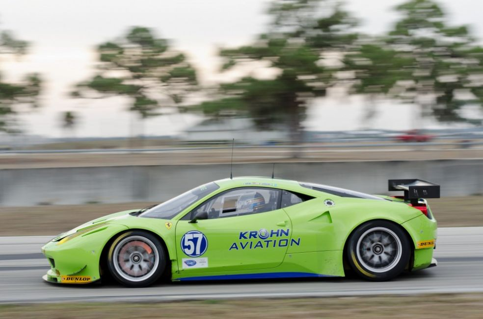 Ferrari 458 GTE
