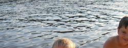 Будьте осторожны на воде
