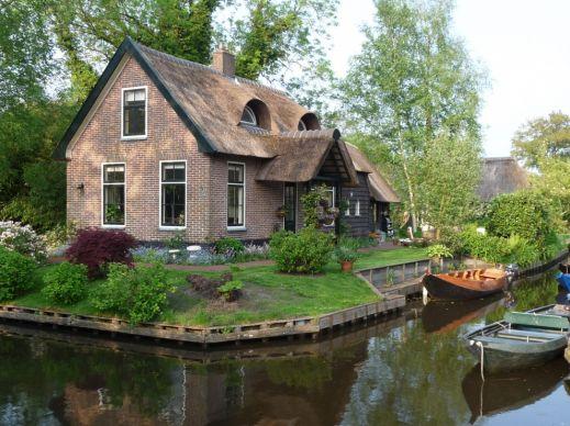 Гитхорн – лучшее место для романтического отдыха