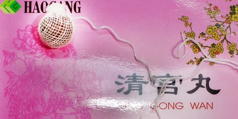 Лечебные тампоны из Китая должны быть у каждой женщины