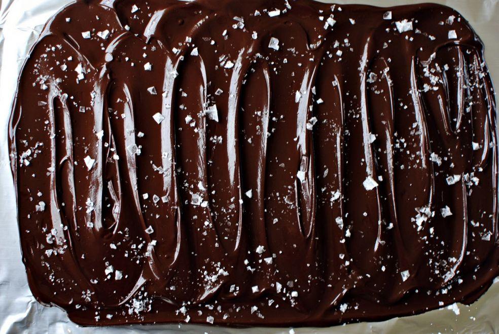 Шоколадный взрыв фото-рецепт