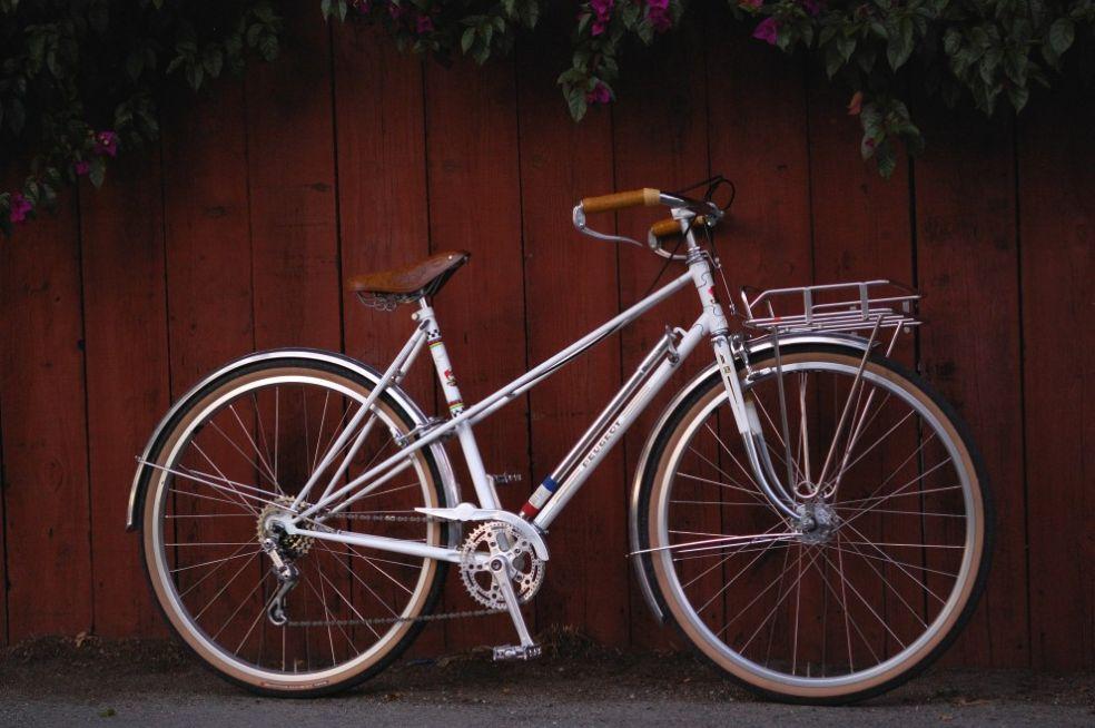 Велосипед от Peugeot