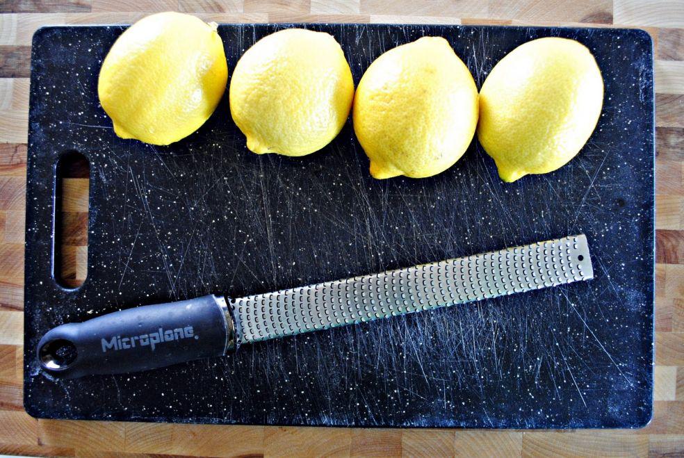 Лимонно-перечная приправа фото-рецепт