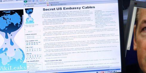 История WikiLeaks