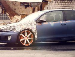 Volkswagen Golf GTI получил тюнинг от BBM Motorsport