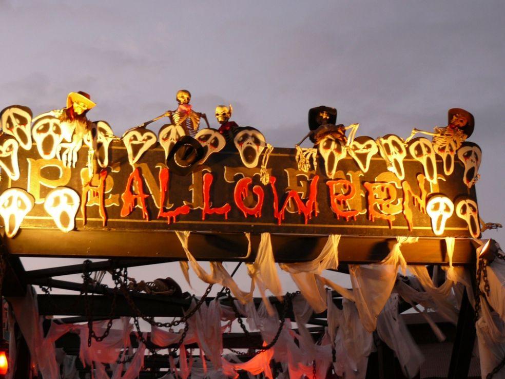 ПортАвентура готовится к открытию 13-ого сезона Хеллоуин
