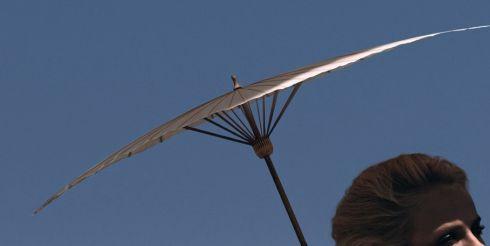 Шелковый зонтик от болезни не вылечит