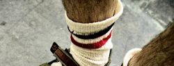 Носки против сандалий