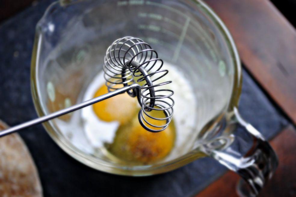 Пряная кесадилья на завтрак фото-рецепт