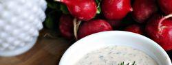 Сливочный соус по-деревенски