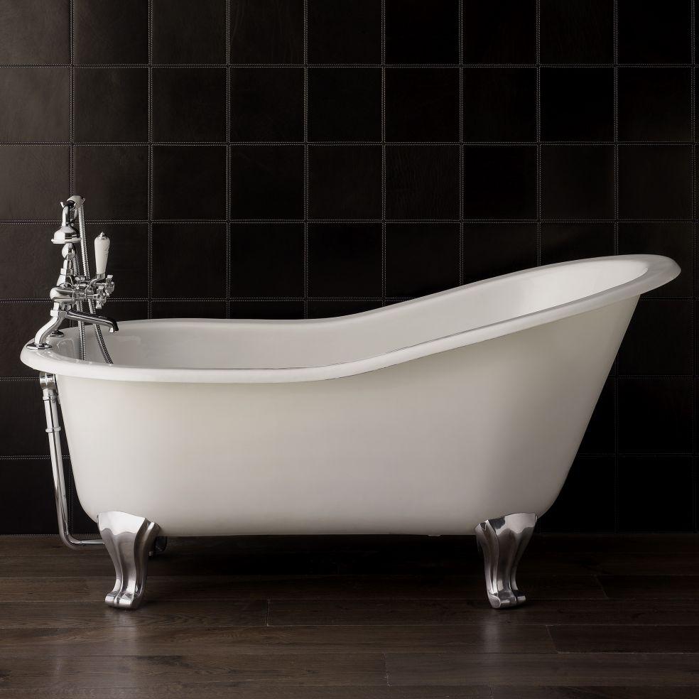 Ванна — это всерьез и надолго