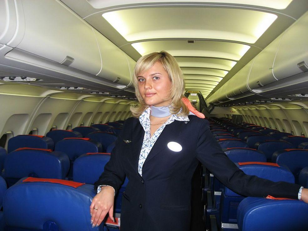 Почему стоит стать стюардессой