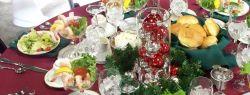 Полезный праздничный стол
