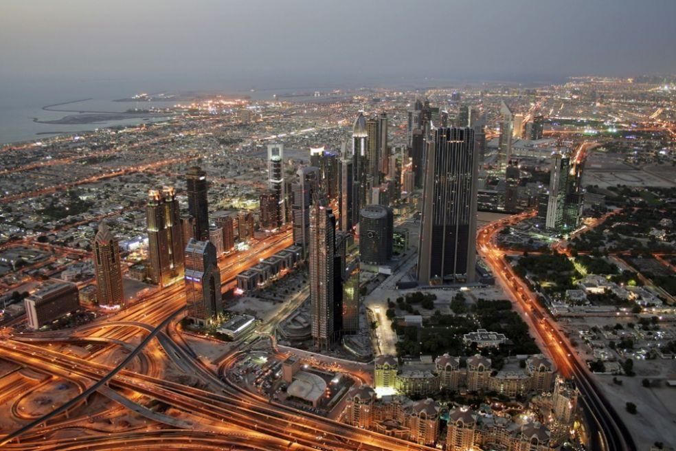 Дубаи - город новостроек