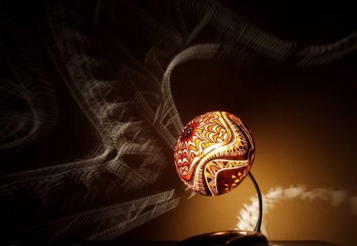 Calabarte: тыквенные лампы