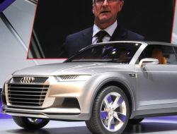 Audi занимается полной сменой дизайна для своих моделей