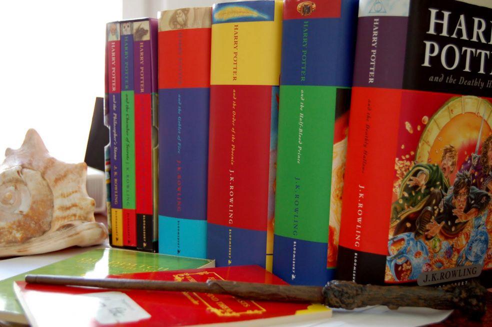 «Гарри Поттер и…» серия книг Джоан К. Роулинг