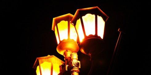 Уличные фонари – не роскошь, а необходимость и произведения искусства